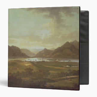 View of the Lakes and Mountains of Killarney, Irel Vinyl Binders