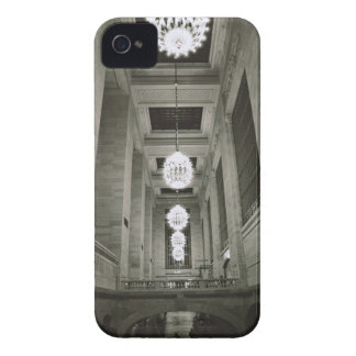 View of the lamps (b/w photo) Case-Mate iPhone 4 case