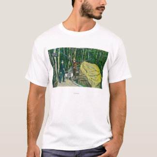 View of the Largest Gold Nugget in the World T-Shirt