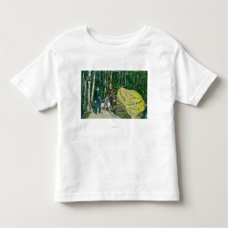View of the Largest Gold Nugget in the World Toddler T-shirt
