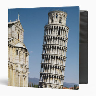 View of the Leaning Tower Vinyl Binder