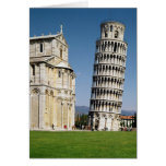View of the Leaning Tower Card