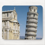 View of the Leaning Tower Mousepads