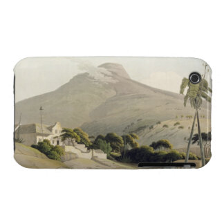 View of the Lion's Head, plate 28 from 'African Sc iPhone 3 Case