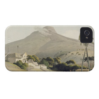 View of the Lion's Head, plate 28 from 'African Sc iPhone 4 Case-Mate Case