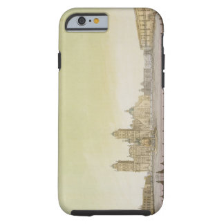 View of the main square in Mexico City (colour eng Tough iPhone 6 Case