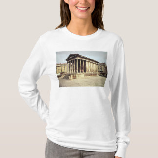 View of the Maison Carree, c.19 BC T-Shirt