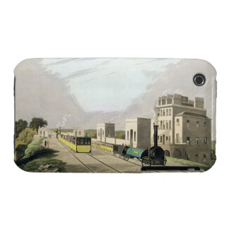View of the Manchester and Liverpool Railway, take iPhone 3 Cases