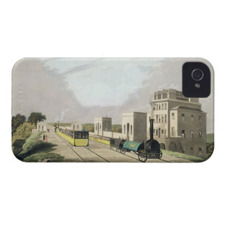 View of the Manchester and Liverpool Railway, take iPhone 4 Case
