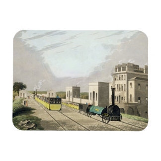 View of the Manchester and Liverpool Railway, take Magnet