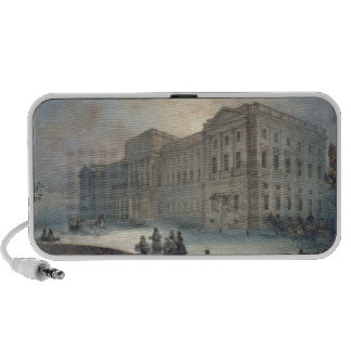 View of the Mariinsky Palace in Winter, 1863 Laptop Speaker
