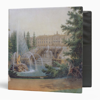 View of the Marly Cascade 3 Ring Binder