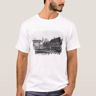 View of the Maternite Port-Royal the cloister T-Shirt