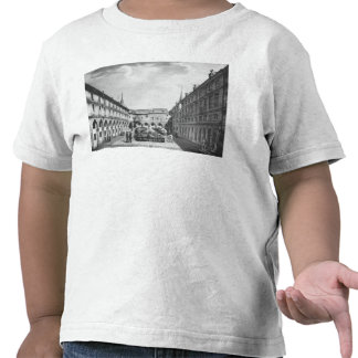 View of the Men's Yard at the Conciergerie Tshirt