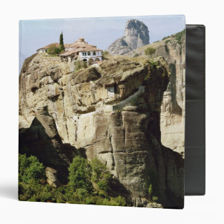 View of the Monastery of the Holy Trinity 3 Ring Binder