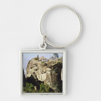 View of the Monastery of the Holy Trinity Keychain