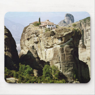 View of the Monastery of the Holy Trinity Mouse Pad