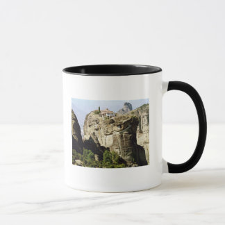 View of the Monastery of the Holy Trinity Mug