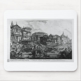 View of the monument erected by the Emperor Titus Mouse Pad