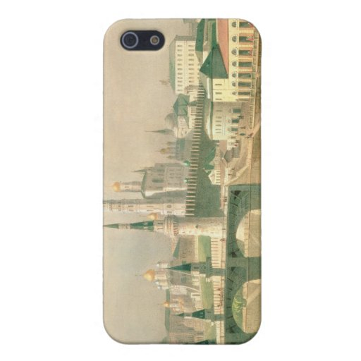 View of the Moscow Kremlin, 1830 Case For iPhone 5