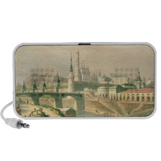 View of the Moscow Kremlin, 1830 Mini Speakers