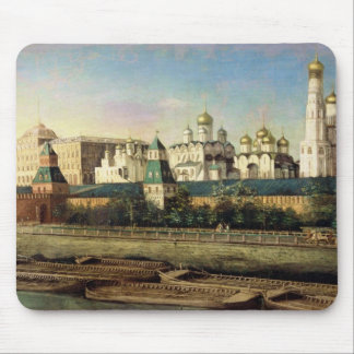 View of the Moscow Kremlin from the Embankment Mouse Pad