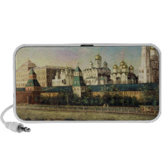 View of the Moscow Kremlin from the Embankment Portable Speakers