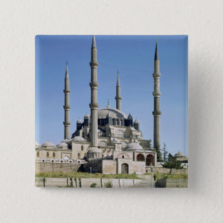 View of the mosque, Ottoman, built c.1569-75 Button