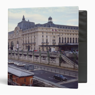 View of the Musee d Orsay from the north-west 3 Ring Binders