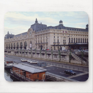 View of the Musee d'Orsay from the north-west Mouse Pad