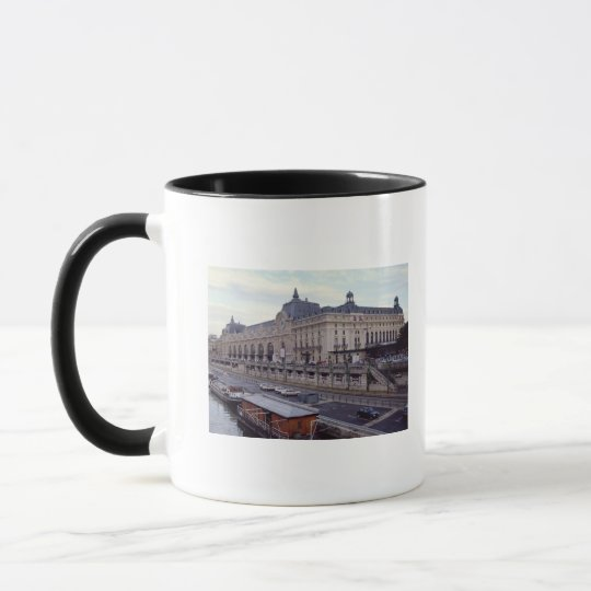 View of the Musee d'Orsay from the north-west Mug