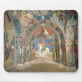 View of the narthex, 1332-3 mouse pad