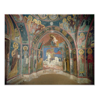 View of the narthex, 1332-3 posters