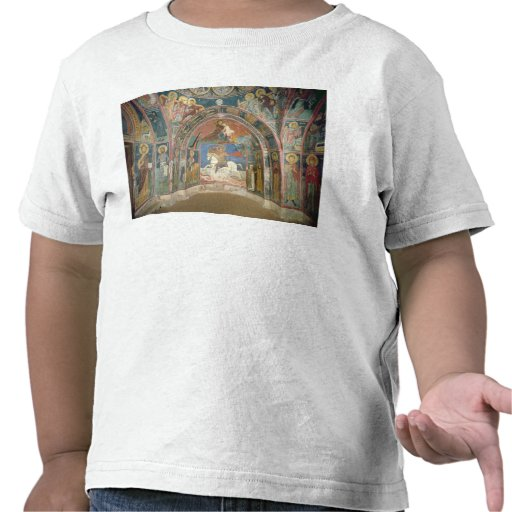 View of the narthex, 1332-3 t-shirts