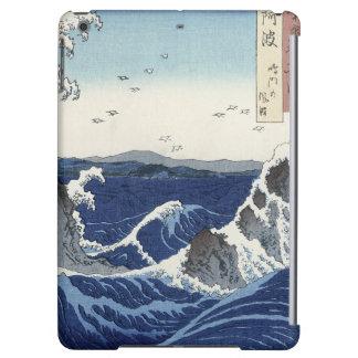 View of the Naruto whirlpools at Awa iPad Air Cover