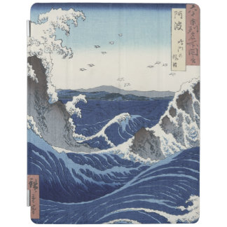 View of the Naruto whirlpools at Awa iPad Smart Cover