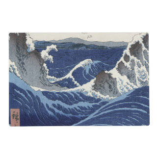 View of the Naruto whirlpools at Awa Placemat