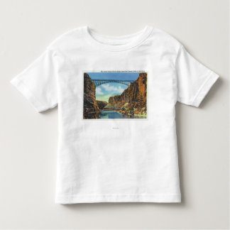 View of the Navajo Bridge at Lee's Ferry Tee Shirts