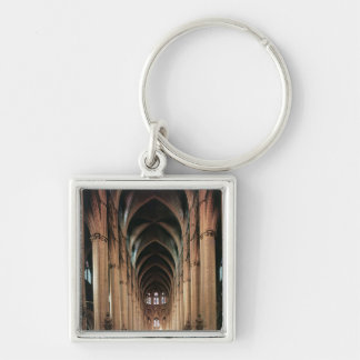 View of the nave, 1225-50 keychain