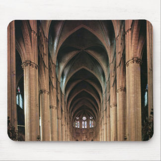 View of the nave, 1225-50 mouse pad