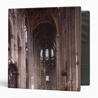 View of the nave, 1578-1637 binder