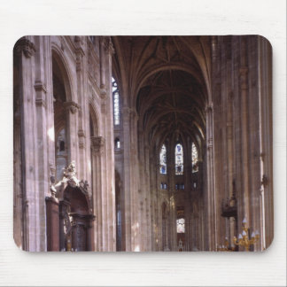 View of the nave 1578-1637 mouse pads