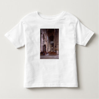 View of the nave, 1578-1637 shirt