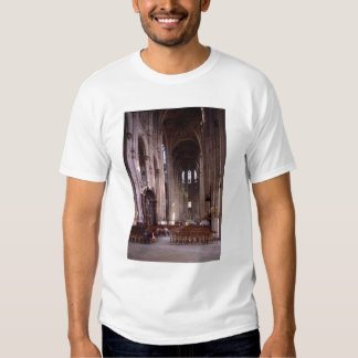 View of the nave, 1578-1637 t shirt