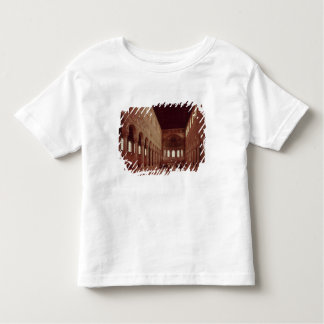 View of the nave and the altar toddler t-shirt