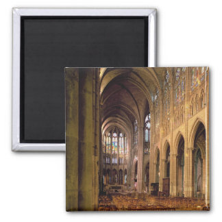 View of the nave looking east (photo) refrigerator magnets