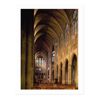 View of the nave looking east (photo) post cards