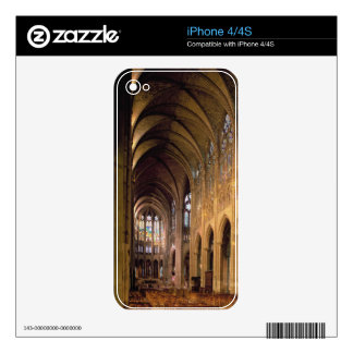 View of the nave looking east (photo) skins for the iPhone 4S