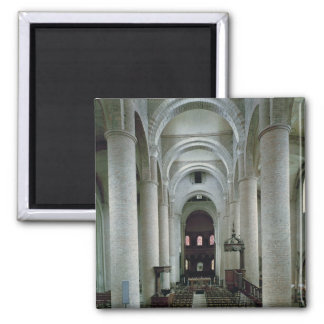 View of the nave, looking towards the altar 2 inch square magnet