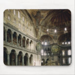 View of the nave mouse pad